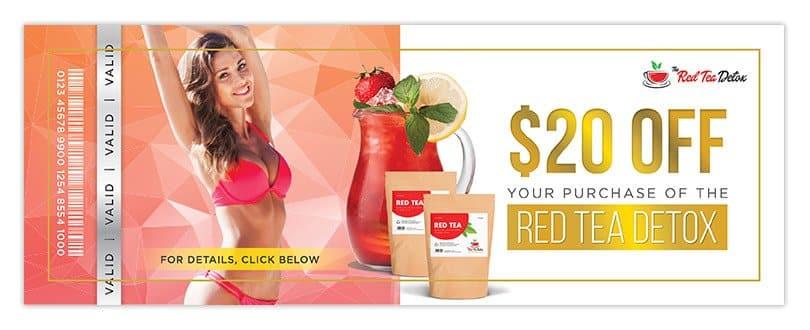 where to buy red tea detox